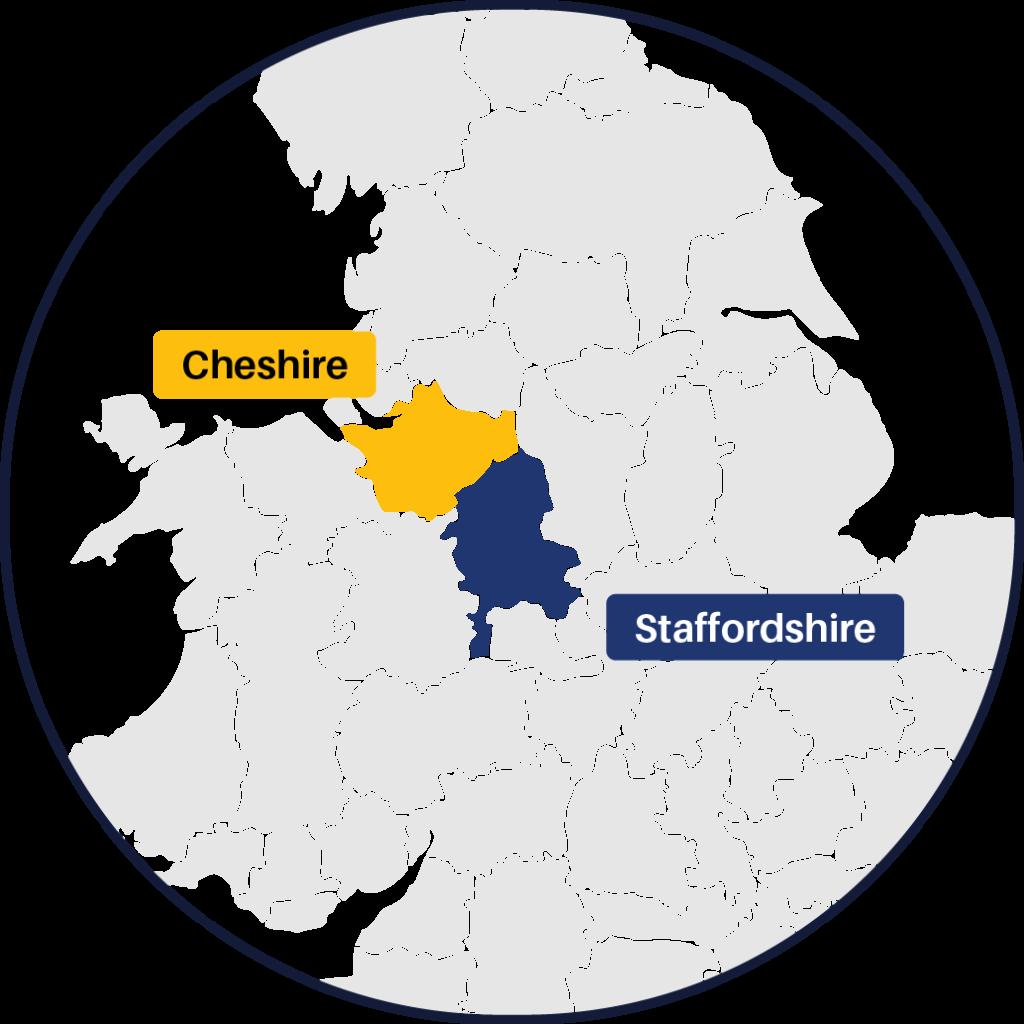 Skip Hire in Staffordshire & Cheshire