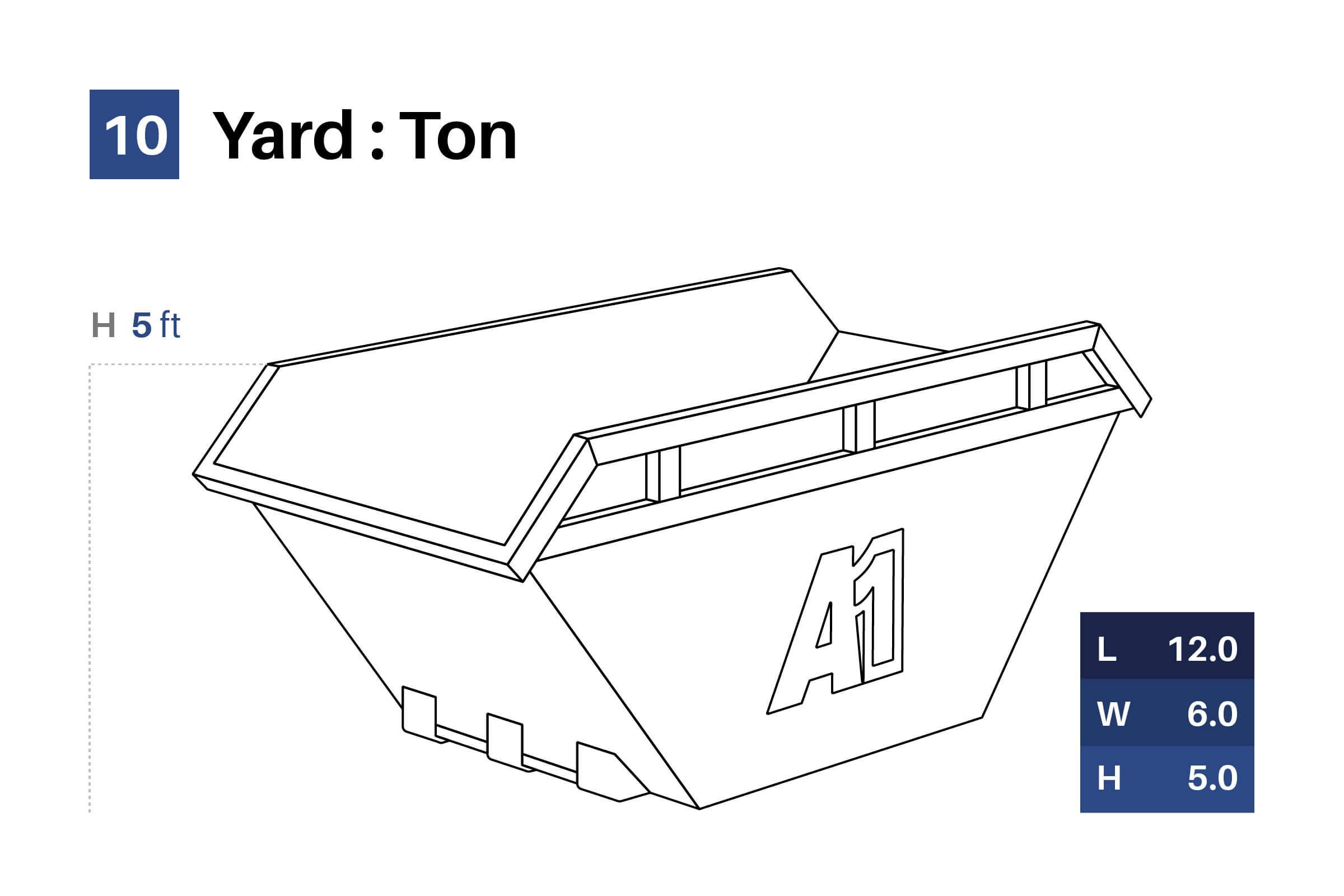 a1skip-hire-10yard