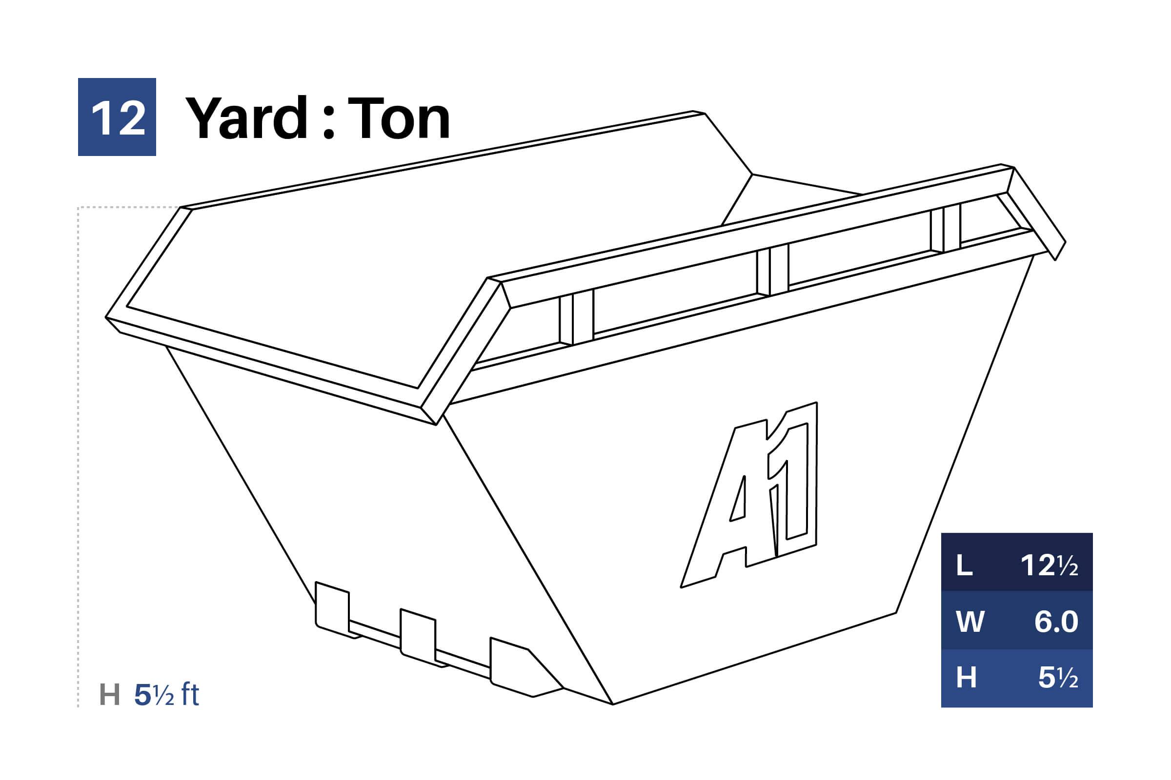 a1skip-hire-12yard
